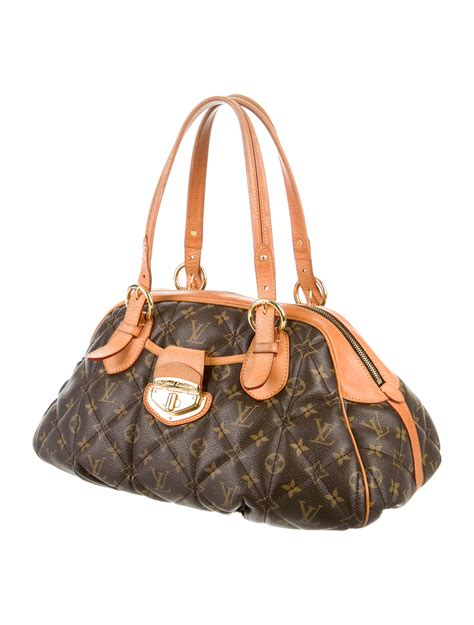 louis vuitton monogram etoile bowling bag handbags