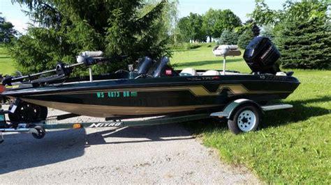 nitro bass boat green 1995 nitro bass boat for sale