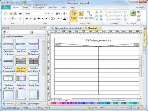 free database diagram software nassi shneiderman diagram software