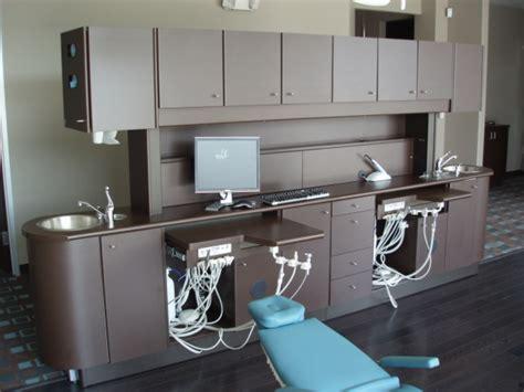 rear delivery dental cabinet center island twelve o