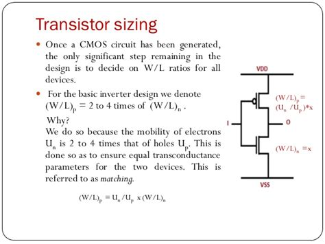 cmos gate transistor sizing cmos gate transistor sizing 28 images chapter 7 complementary mos cmos logic design ppt