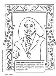 black history coloring pages for toddlers 14 coloring pages of black history month print color craft