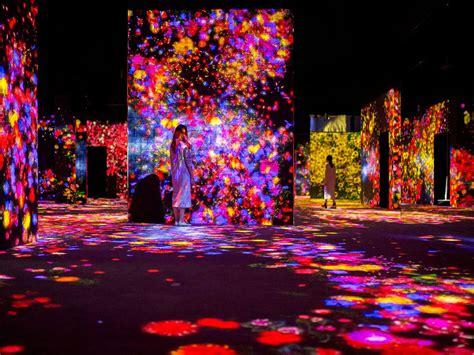 world  mori building digital art museum teamlab
