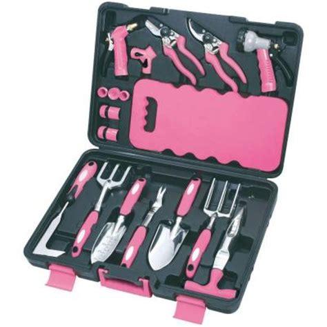 apollo garden tool set 18 dt3795p the home depot