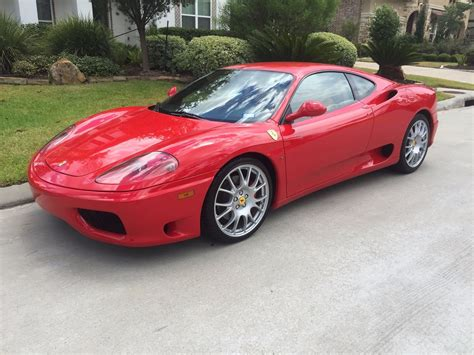 Modena For Sale by 2000 360 Modena For Sale