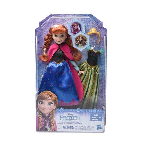 Mainan Anak Frozen My House Dos jual hasbro disney frozen coronation change mainan anak harga kualitas terjamin