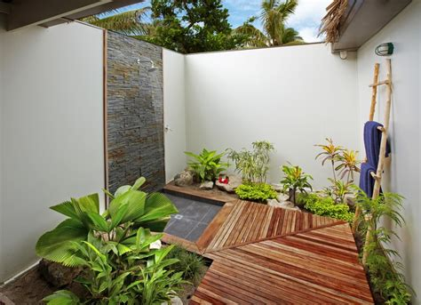 Outdoor Bathrooms Ideas by 45 Outdoor Bathroom Designs That You Gonna Digsdigs