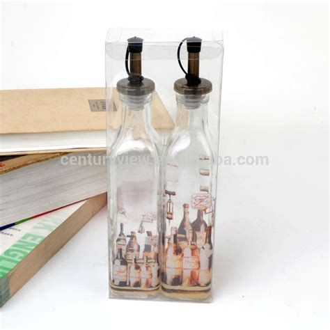 decorative oil bottles clear cheap big decorative glass bottle olive oil buy
