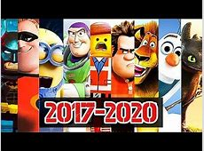 Upcoming Animated Movies 2017 - 2020 ft Coco, Toy story 4 ... Madagascar 4