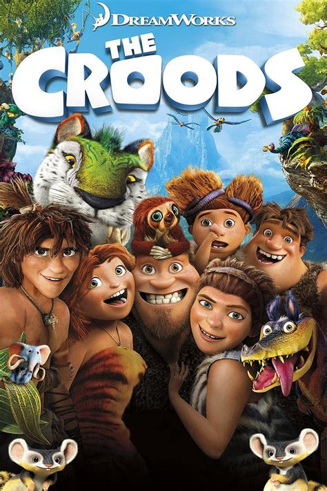 film cartoon the croods the croods 2013 meet the first modern family down the