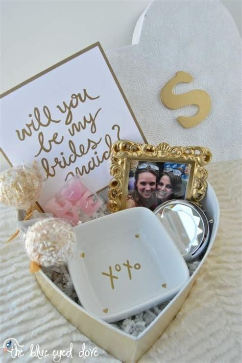 Top 25 ideas about Bridesmaid Gifts Unique on Pinterest