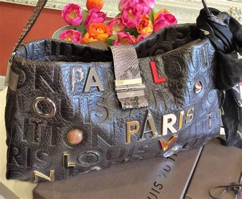Handbag Lv D3810 Fashion Branded Import louis vuitton ltd ed grey monogram collage lutece lv bag handbag rrp 9 750