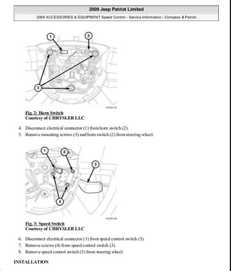 download car manuals pdf free 2007 jeep patriot head up display service manual download pdf 2007 jeep patriot driver airbag removal how do you remove the
