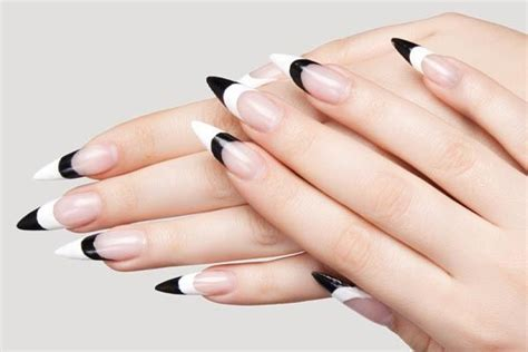 Nail Designs Pointed Tip