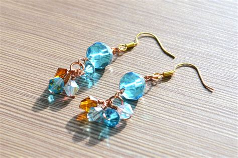 Make Handmade Earrings - handmade dangling earrings pictures photos and images