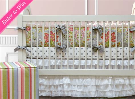 design studio home collection bedding giveaway doodlefish crib bedding project nursery