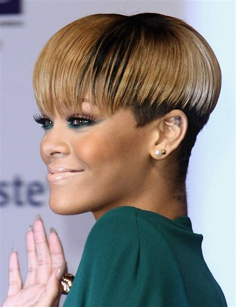 beautiful black women short hairstyle with sideburns gallery 72 short hairstyles for black women with images 2018