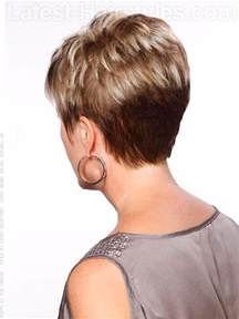 pixie haircuts for 50 fron the back hairstyles for women over 50 fresh elegant hairstyles
