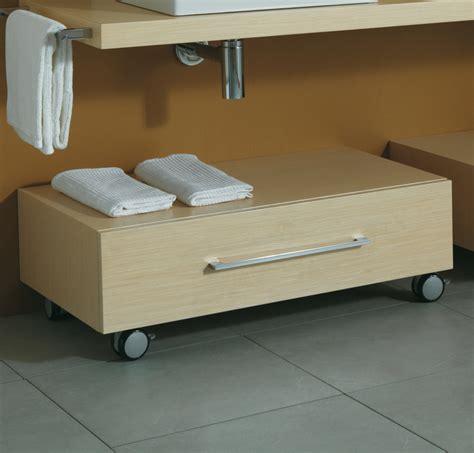 cassetti con ruote cassetto su ruote 80x50h28 cm