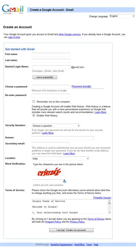 membuat account email gmail langkah membuat gmail something happen