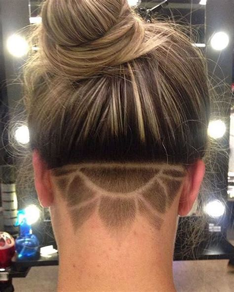 shaved napes for women nape shaved design women for 2018 best nape haircut