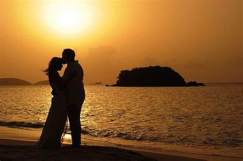 Superior Virgin Island Weddings #2: Sunset-beach-wedding.jpg