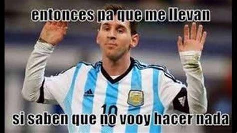 Memes Sobre Messi - los mejores memes sobre messi que dej 243 la final de copa