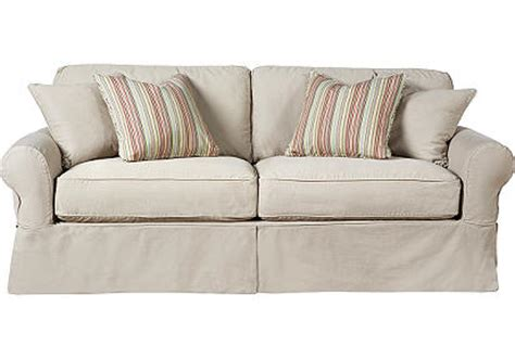 cindy crawford replacement slipcovers beachside khaki sofa betterimprovement com