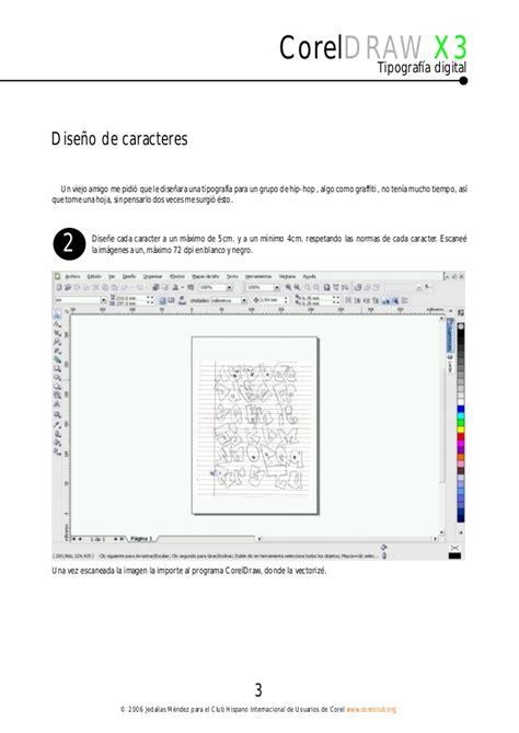 tutorial corel draw rar tutorial crear tipografia digital con corel draw