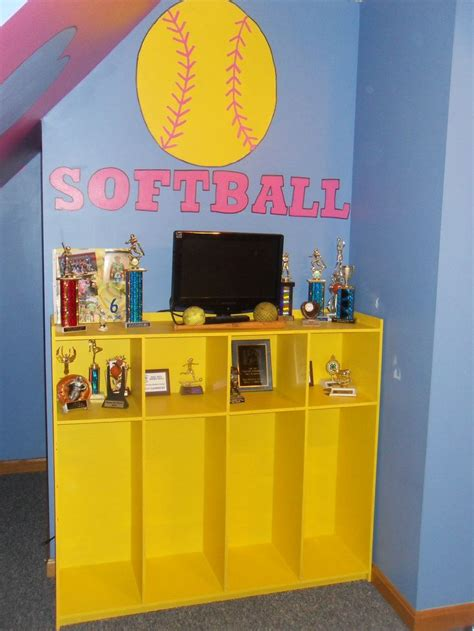 softball rooms 17 best images about softball on softball bedroom softball necklace and softball room
