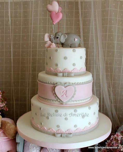 pink elephant baby shower cake baby shower on elephant baby showers