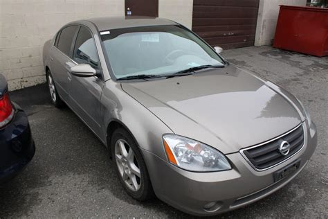 grey nissan altima 2003 2003 grey nissan altima 4dr sedan