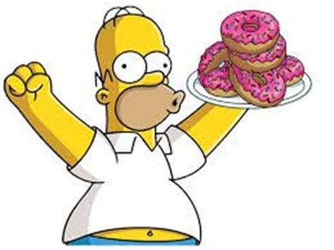 Use The Simpons Doughnut Maker To Cure Those Homer Like Cravings by Butterfinger Protein Donuts The Dieting Lifestyle