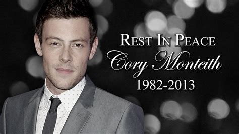 famous people who died in 2014 youtube cory monteith dead at 31 years old youtube