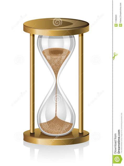 imagenes en movimiento reloj de arena reloj de arena ilustraci 243 n del vector imagen de brillante