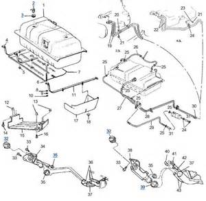 Fuel System Jeep Yj Jeep Tj Fuel System Diagram Jeep Free Engine Image For