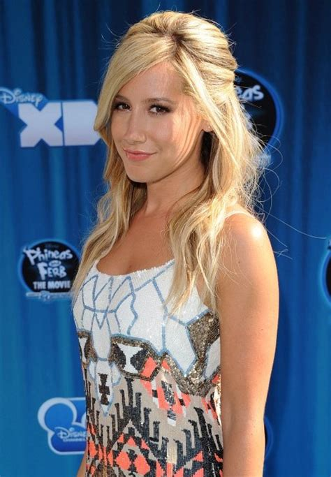 ashley tisdale teased long blonde     hairstyle hairstyles weekly