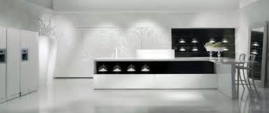 lovely White Cabinets With White Appliances #3: Black-and-white-kitchen-design-ideas-26.jpg