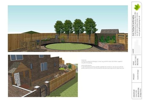 landscape design using google sketchup 75 best images about computer aided garden and landscape