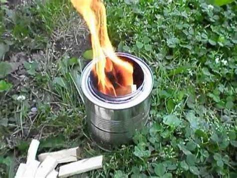 Kompor Gas Wos diy wood gas stove backpacking