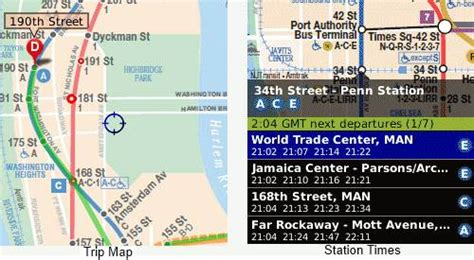 mta trip planner mobile mta subway map now in subway trip planner commute with