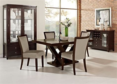 Value City Furniture Dining Room Tables Tempest Ii Dining Room Collection Value City Furniture Dining Table 599 99 There S No