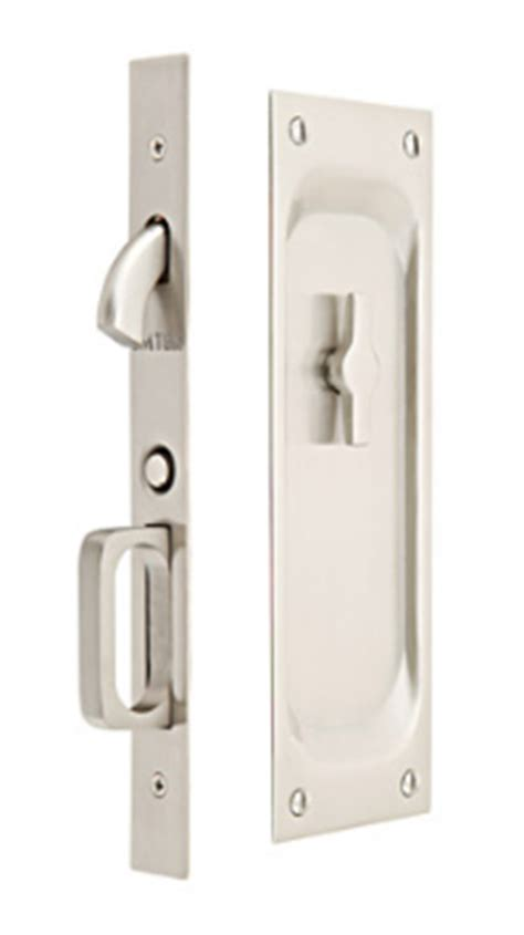 Emtek 2105 Privacy Pocket Door Mortise Lock Emtek Mortise Lock Template