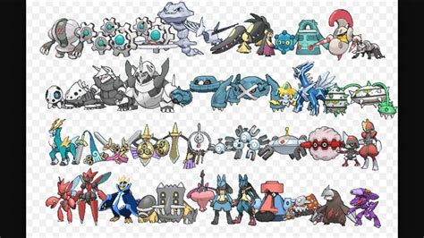 best steel types 28 images my favorite steel type by xxsteefylovexx on deviantart go type