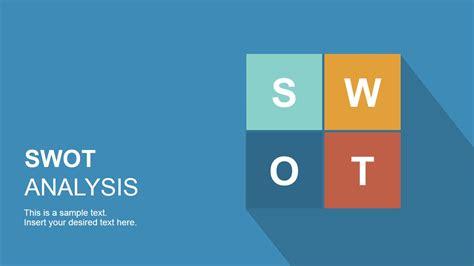 cover  swot analysis template  slidemodel