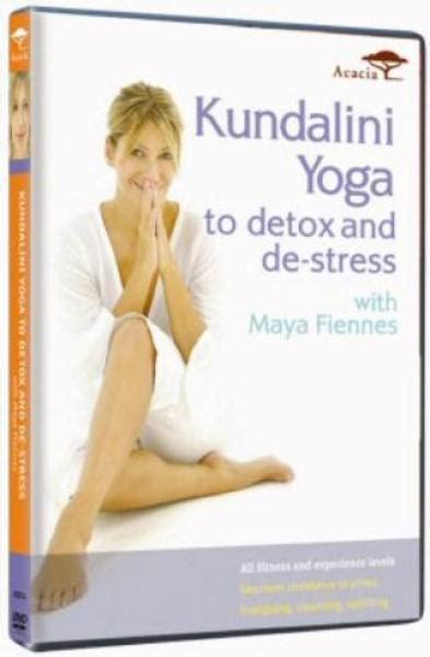 Dvd Kundalini To Detox And Destress by Kundalini To Detox And Destress Dvd Zavvi