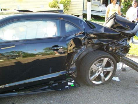 how much horsepower does a 2011 camaro ss wrecked 2010 camaro ss less than a day