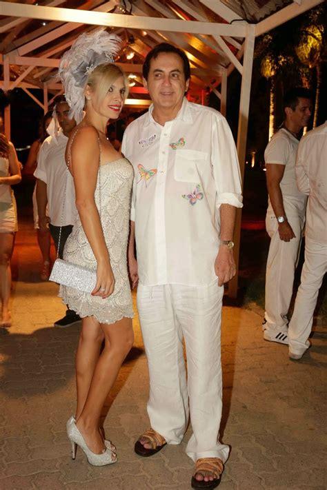 Liana Tosca franklin toscano embaixador do baile oficial da