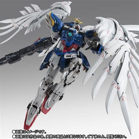 Gundam Wing T Shirt Limited Edition gundam fix figuration metal composite wing gundam zero ew ver limited edition import from