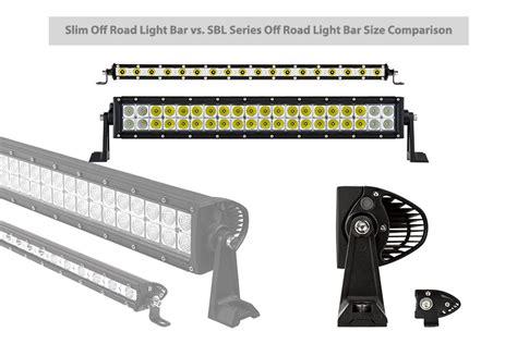 Led Light Bar Lumens 20 Quot Slim Road Led Light Bars 35w 5 000 Lumens Led Light Bars For Trucks Bright